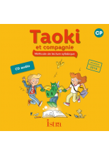 Taoki et compagnie CP - CD audio - Edition 2017