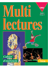 Multilectures CM2 - Cahier d'exercices - Edition 1999