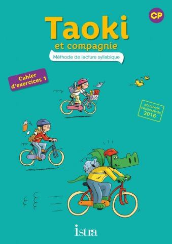 Taoki Et Compagnie Cp Cahier Eleve 1 Edition 2017 00 Grand Format Broche Editions Istra